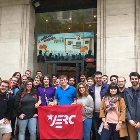 La nova seu nacional de les Joventuts d'Esquerra Republicana